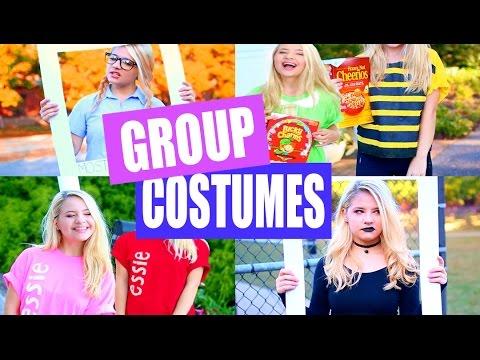 diy group halloween costumes - Group Diy Halloween Costumes
