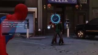 Spider-Man PS4 #1