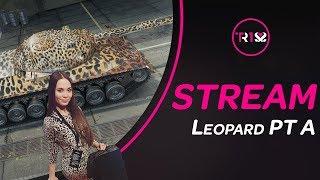 Leopard Prototyp A — НАЙКРАЩИЙ СЕРЕДНІЙ ТАНК 9 РІВНЯ WOT