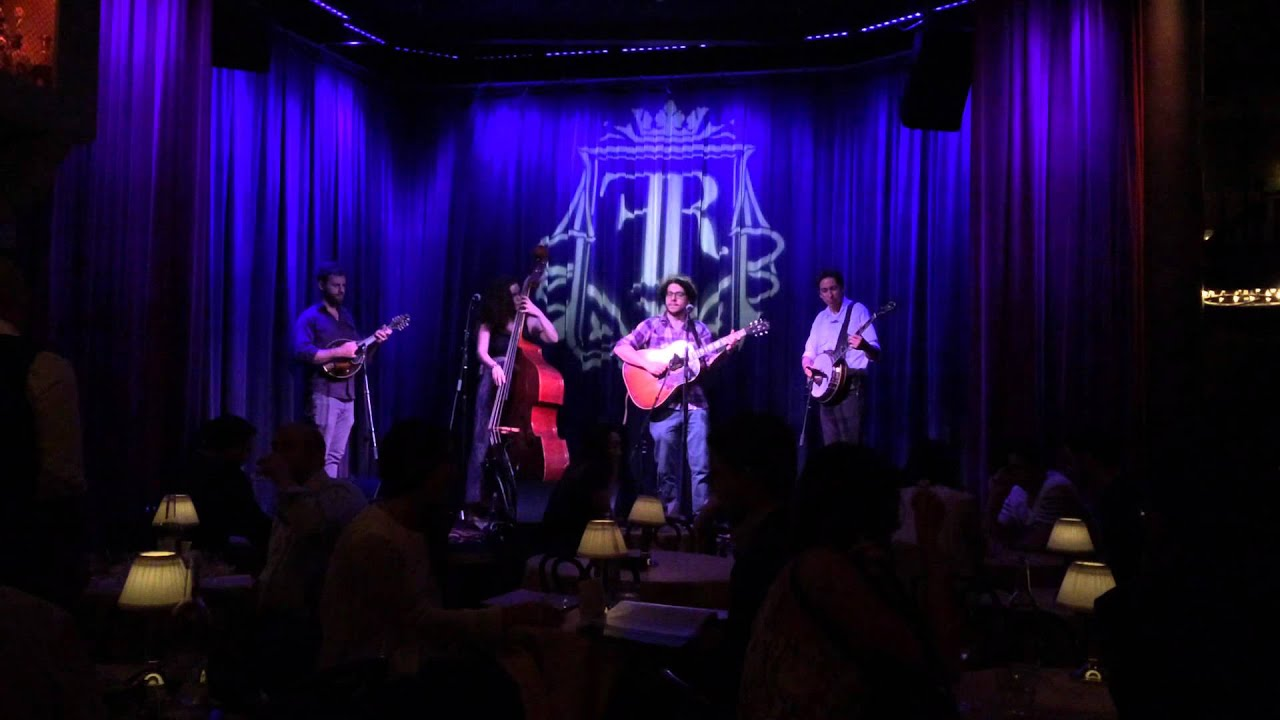 Abby Hollander Band at The Flatiron Room - YouTube