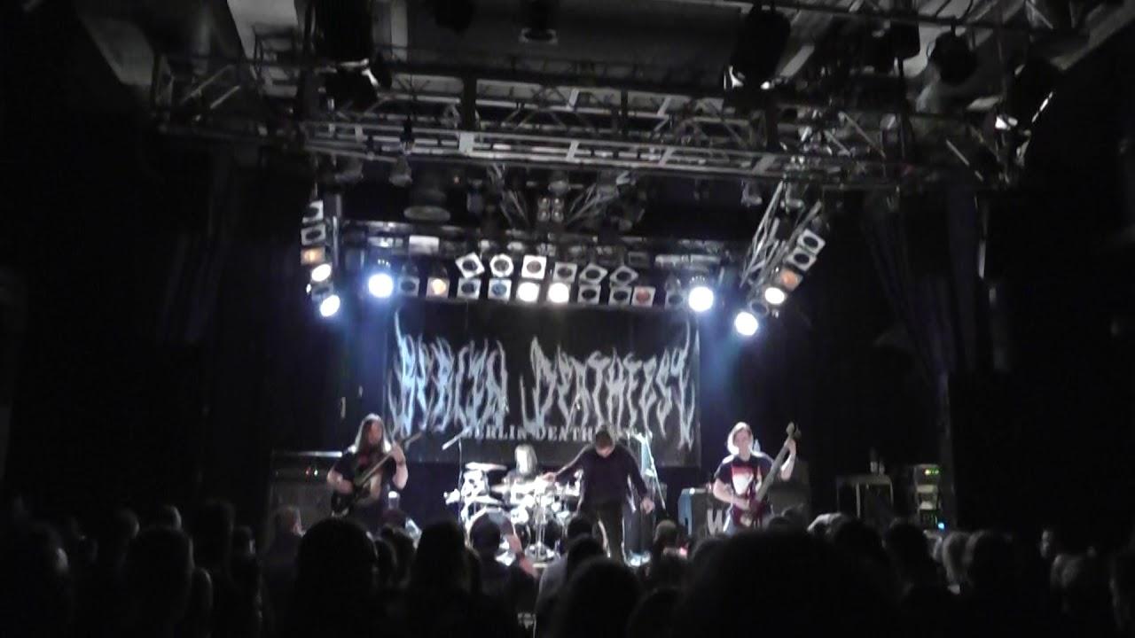 Epicardiectomy live @ Berlin Deathfest 2017 - YouTube