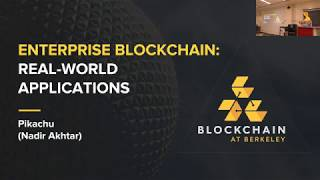 [Lecture 9] Enterprise Blockchain: Real-World Applications