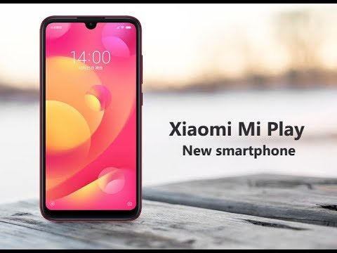Xiaomi Mi Play | New smartphone - 2019
