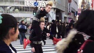 Shibuya Hachiko Crossing, Tokyo [iPhone 4S/HD]