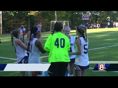 Westbrook and Fryeburg advance in field hockey touranment
