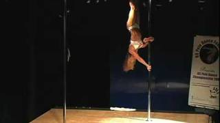 US pole dance championship 2009