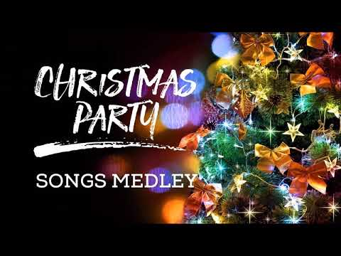 Christmas Party Songs (Non-Stop Dance Medley) - YouTube