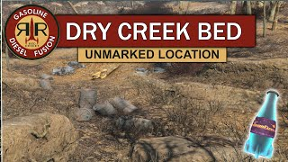 fo4 secondary locations 1 01 dry creek bed