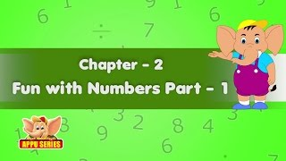 Learn Maths - Fun with numbers (Part 1)