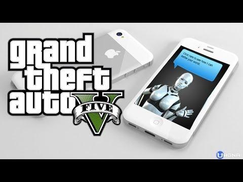 Easter Egg GTA 5: Come avere Siri in Grand Theft Auto V (Apple Parody)