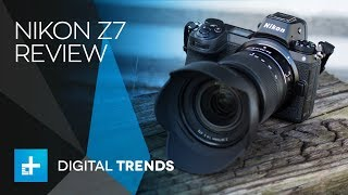 Nikon Z7 Mirrorless Camera – Hands On Review