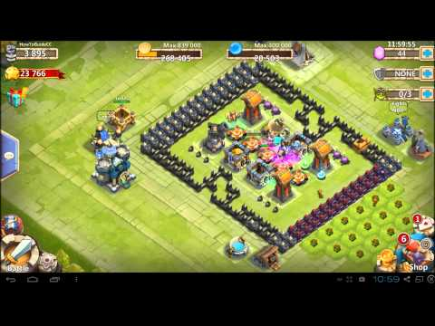 Castle Clash - How To Guide - Starting On A New Account - 42