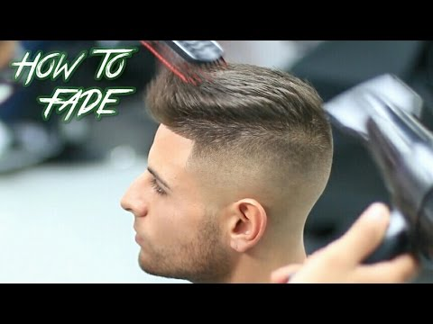 Barber Tutorial! Zac Efron with a Fade 😂