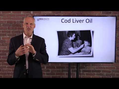 RHI - Benefits Of Cod Liver Oil