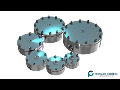 Equilibar® Back Pressure Regulator   Precision Pressure Control