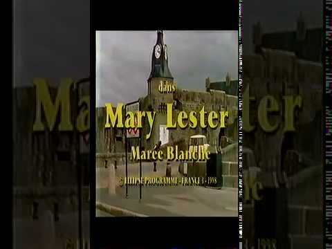 Mary Lester, épisode intitulé ''Marée Blanche'' tourné à Concarneau fin des années 90. Ville Close.