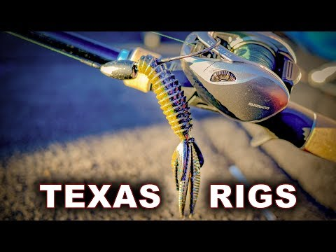 Texas Rig Tips And Simple Tricks To Catch More Fish!