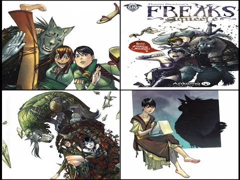 Freaks Squeele Comic Recommendation!!!