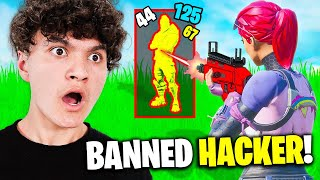 I Pretended to be FaZe Jarvis & got BANNED on Fortnite