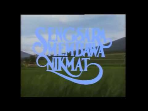 Film Jadul Minangkabau - Sengsara Membawa Nikmat TVRI Full Movie (1991)