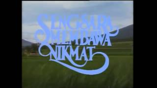 Film Jadul Minangkabau Sengsara Membawa Nikmat TVRI Full Movie 1991