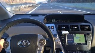 Toyota Prius v (+) из Европы с пробегом 150000 км | Авто из Германии