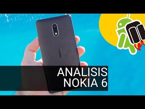 Análisis Nokia 6 en español: un gran gama media