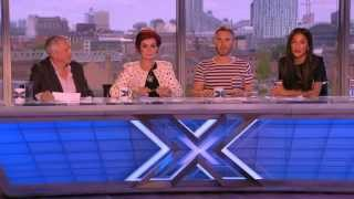 If you're in a group there is still a chance to perform in front of the X Factor Judges