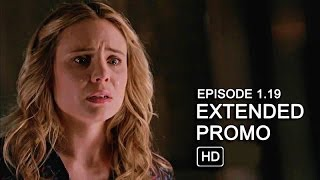 The Originals 1x19 Extended Promo - An Unblinking Death [HD]