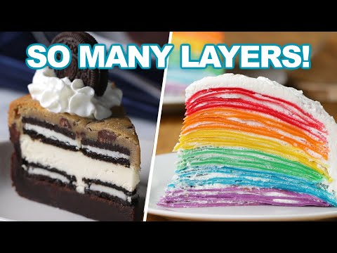 5 Mind-Blowing Layered Recipes