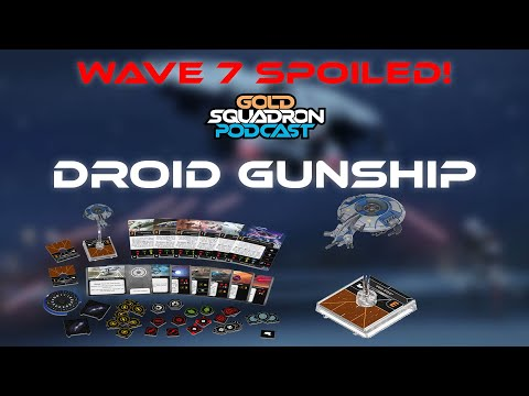 First Reactions- Wave 7 Leaked! Droid Gunship