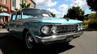 neat 62 rambler classic sedan