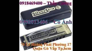 Trung tâm nhạc cụ NỤ HỒNG - bán kèn harmonica  giá rẻ tại gò vấp , ban ken harmonica tphcm