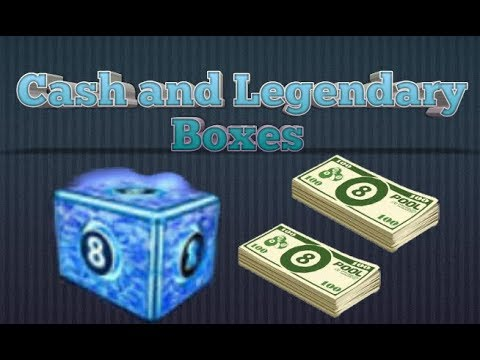 8 ball pool legal legendary cues trick 2017 | Get free legendery boxes without hack