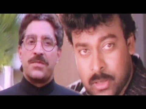 Dalip Tahil plans to destroy Chiranjeevi's Family | Aaj Ka Goonda Raaj - Scene 8/15