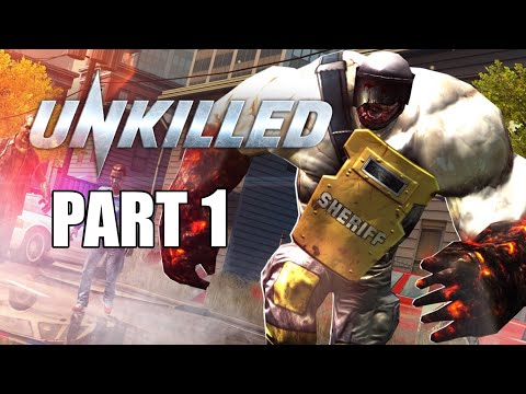 UNKILLED - ZOMBIE MOBILE GAME iPhone by Sir Rex