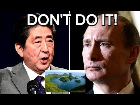 HUGE! Putin: Russia To Consider Giving Two Kuril Islands To Japan