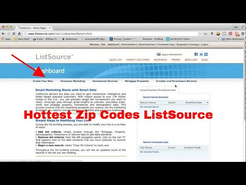How to Target The Hottest Zip Codes In Any  Real-Esate Market