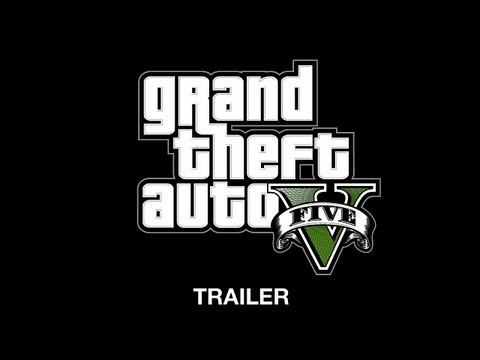 Grand Theft Auto V Trailer Rockstar Games