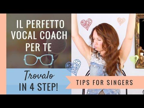 Imparare a Cantare - Vocal Coach e Lezioni di Canto