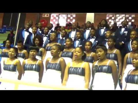 University of Zululand Choir: Umbhedesho