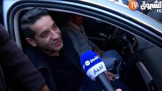 شاهد ماذا قال نجل قايد صالح في أول تصريح له بعد وفاة والده
