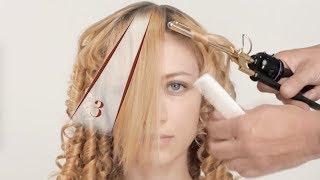 Disco Curls Hair Tutorial  Á La Mode - EN