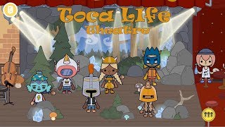 Toca Life City | Creative Game #2 (Android Gameplay) | Cute Little Games