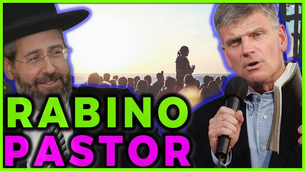Você sabe qual a diferença entre Rabino e Pastor? Quais são sua funções? O que fazem? - Canal Alef
