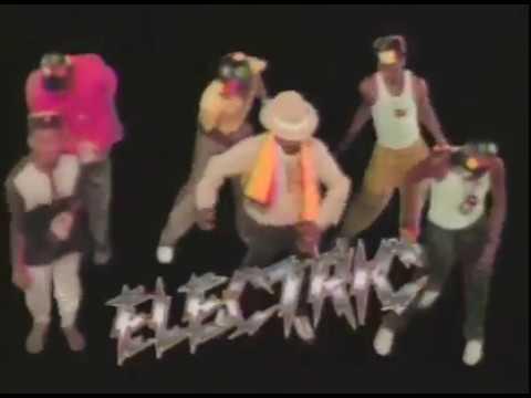 Bunny Wailer - Electric Boogie (Original Music Video 1989)