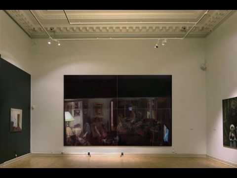 "Dmitry Gretsky, Evgeniya Kats. ""Living space"". The State Russian Museum. 2015."