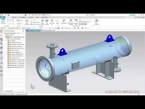 NX Siemens Heat Exchanger 02 de 08