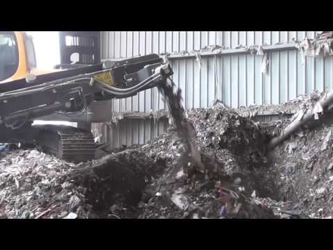 GSH Waste Recycling purchase Powerscreen Warrior 1400