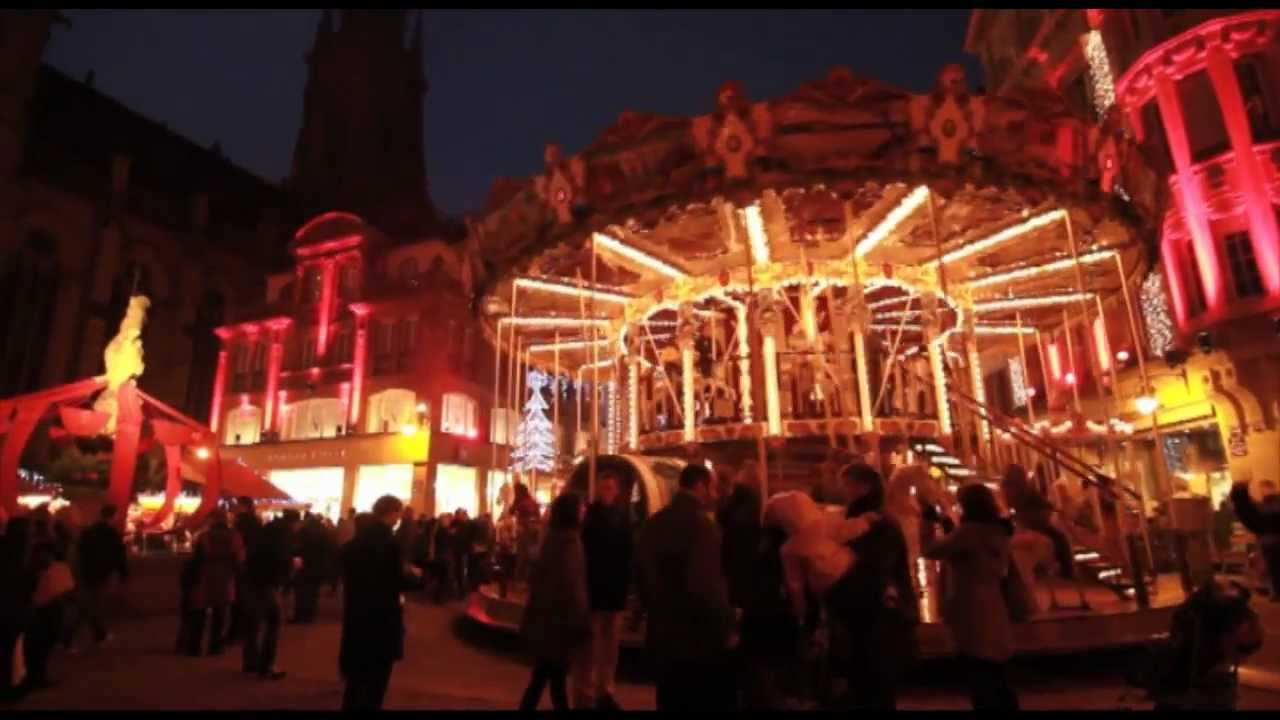 Le march de no l mulhouse youtube - Marche de noel mulhouse 2017 ...